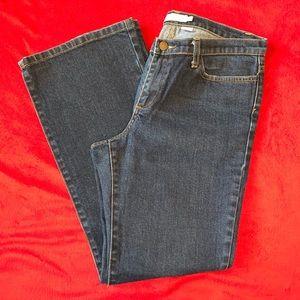 J. Crew Wide leg jeans. Size 10.